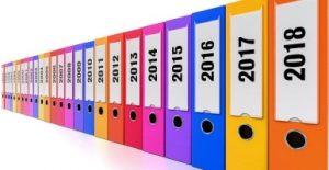 Buchhaltungsordner